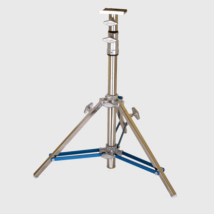 Pair American Stand Dana Dolly 1 Rise Combo Stand