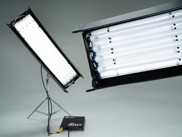 Rent: Kino Flo 4x4 bank (2 light Kit)
