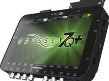 Rent: Convergent Design Odyssey7Q OLED Monitor + 1TB SSD