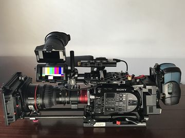 Rent:  Sony FS7  package complete