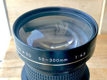Rent: Nikon 50-300 4.5 AIS Cine-Mod Zoom Lens