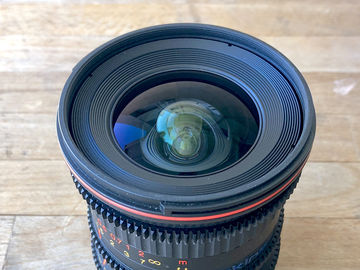 Rent: Tokina Cinema ATX 11-16mm T3.0  (F 2.8) with Canon EF Mount