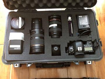 Rent: Canon 5D Mark IV + 3 Zoom Lenses PHOTO BUNDLE