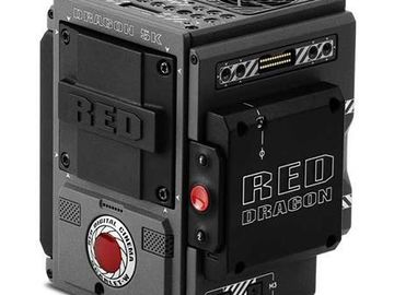 Rent: RED Scarlet-W Dragon 5K