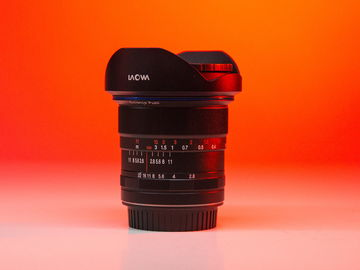 Rent: laowa 12mm f/2.8 (Canon mount)