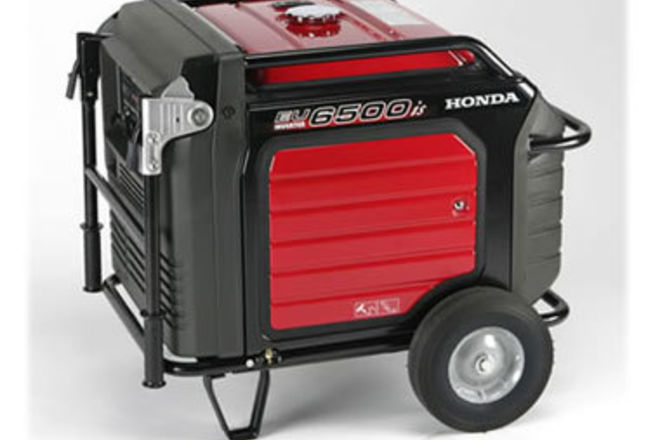 Honda EU6500-is Generator