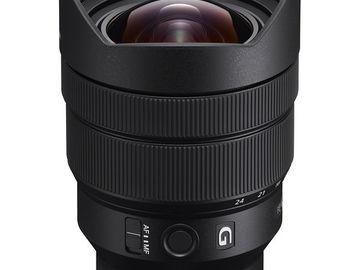 Rent: Sony FE 12-24mm f/4 G Lens
