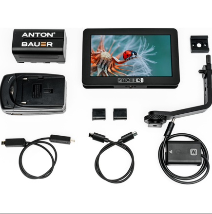 SmallHD Focus Monitor Bundle