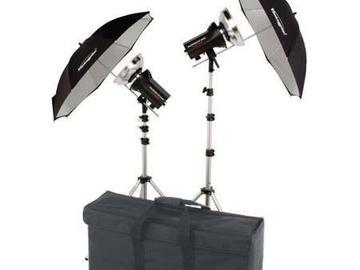 Rent: Photogenic Studio Max Light Kit