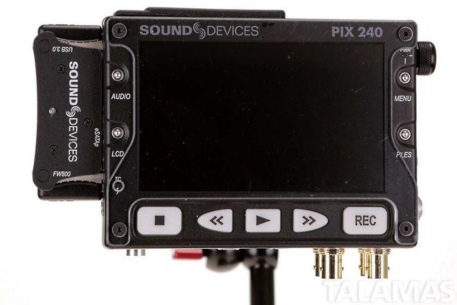 Sound Devices Pix-240 Video & Audio Recorder Kit
