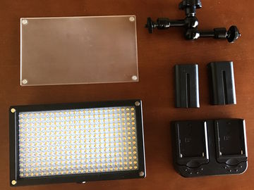 Rent: Genaray 7100T LED Variable-Color w/Articulating Arm