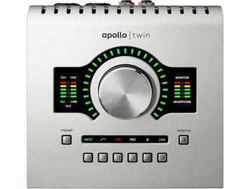 Rent: UAD Apollo twin duo