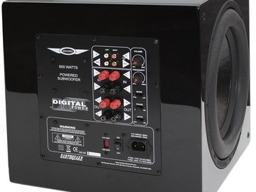 Rent: ||||| EARTHQUAKE MINIME P10 SUBWOOFER |||||