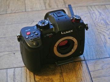 Rent: Panasonic Lumix DC-GH5S Digital Camera BODY ONLY