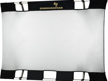 Rent: Reflector SunBounce  3x4' Kit Silver/White