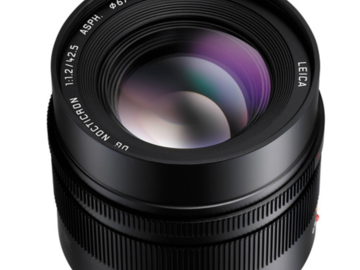 Rent: Panasonic Lumix G Leica DG Nocticron 42.5mm f/1.2