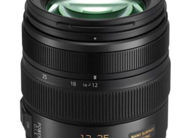 Rent: Panasonic Lens Hood for Lumix G X Vario 12-35mm V.1