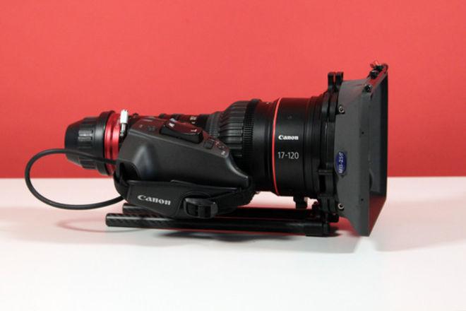 Canon CN7X17 17-120 T2.95 (PL Mount)