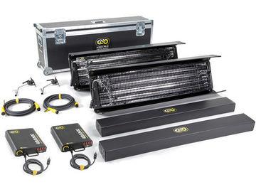 Rent: Kino Flo 4-ft 4-Bank Gaffer Kit