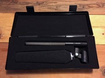 Rent: Sennheiser 416 Hypercardioid Shotgun Mic