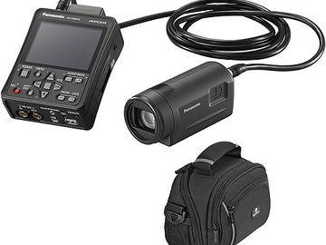 Rent: Panasonic AG-HCK10G/HMR10 POV Kit