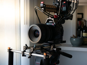 Rent: Canon C500 PL Full Package