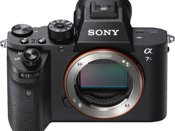 Rent: Sony a7S II Camera Package
