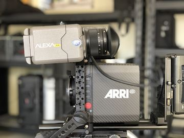 Rent: ARRI Alexa Mini Package w/ PL or EF Mount