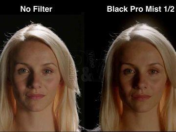 Rent: Set of 3 Tiffen 4x5.65-in Black Pro-Mist Filters