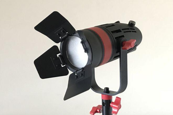 2 CAME-TV Boltzen 55w Fresnel Focusable LED Daylight Kit