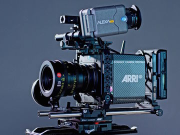 Rent: ARRI ALEXA MINI 4:3 RAW + ANAMORPHIC