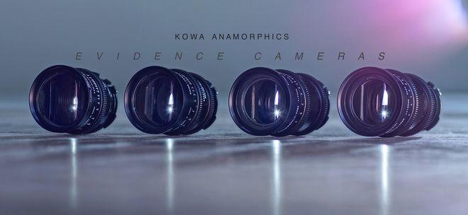 KOWA CINE ANAMORPHIC PL (SET OF 4)