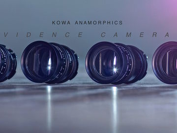 Rent: KOWA CINE ANAMORPHIC PL (SET OF 4)