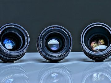 Rent: Zeiss Super Speed Mark II Lens Set