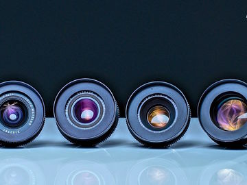 Rent: LEICA R FULL FRAME PRIMES EF MOUNT (SET OF 6)