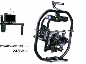 Rent: FREEFLY MōVI PRO w/ MIMIC