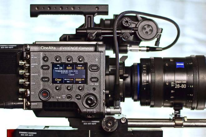 Sony VENICE FULL FRAME 6K CINEALTA CAMERA W/RAW RECORDER