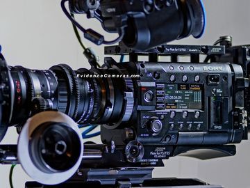 Rent: Sony PMW-F55 CineAlta 4K Digital Cinema Camera
