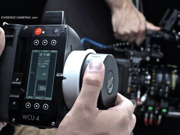 Rent: ARRI WCU-4 w/ (3) C-FORCE MOTORS REMOTE LENS CONTROL SYSTEM