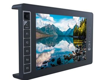 """Rent: SMALL HD 703 or 702 7"""" UltraBright ON BOARD MONITOR"""