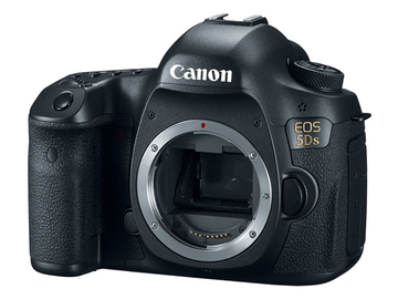 Rent: Canon EOS 5Ds DSLR (Body Only)
