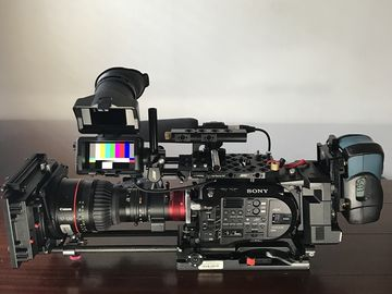 Rent:  Sony FS7 starting at $145
