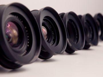 Rent: Most Complete Leica R Cine-Mod lens kit