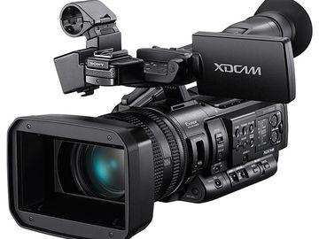 Rent: Sony PMW 200