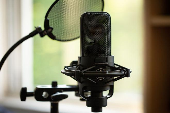 Audio Technica AT-4040 Large-diaphragm Condenser Microphone
