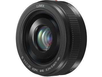 Rent: Panasonic Lumix G 20mm f/1.7 ASPH. II Lens