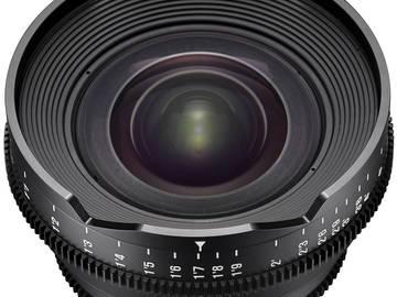 Rent: Rokinon Xeen 14mm Lens (EF mount)