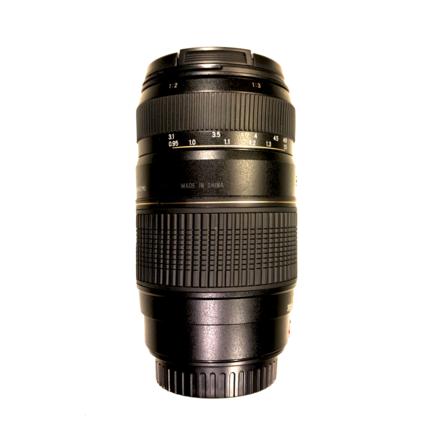 Tamron 70-300mm Zoom Lense