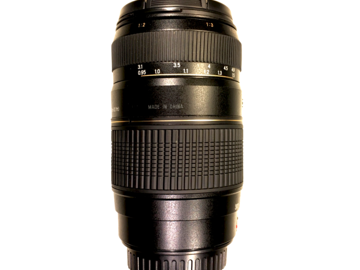 Rent: Tamron 70-300mm Zoom Lense