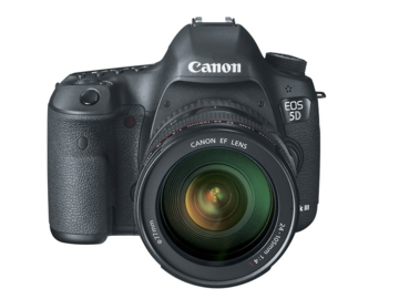 Rent: Canon 5D Mark III and Canon 24 - 70 mm f/2.8 II USM lens